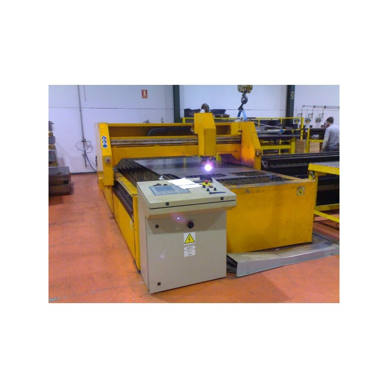 CARBONINI HEAVY CUTTING PLASMA