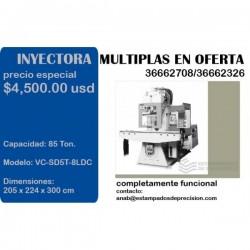 vertical fuel transfer multiplas moldelo VC-SD5T-8LDC