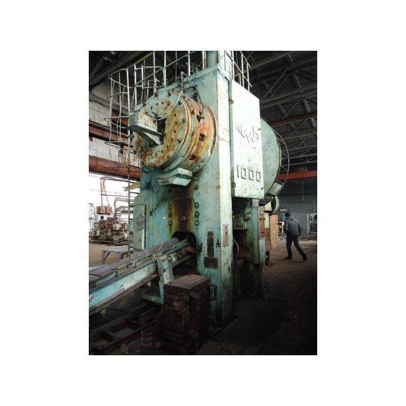 Hot forging press KO 4019840