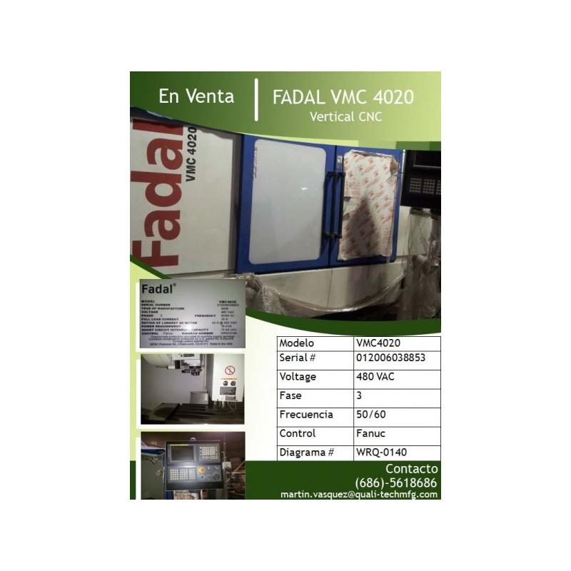 FADAL VMC4020