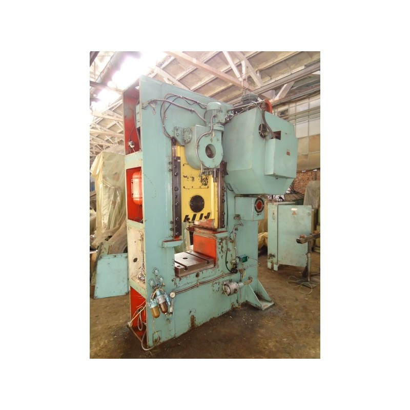Knuckle-joint press KB8336