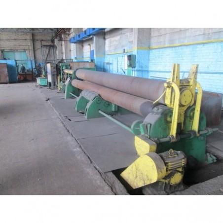 Bending rolls XZM6000-16