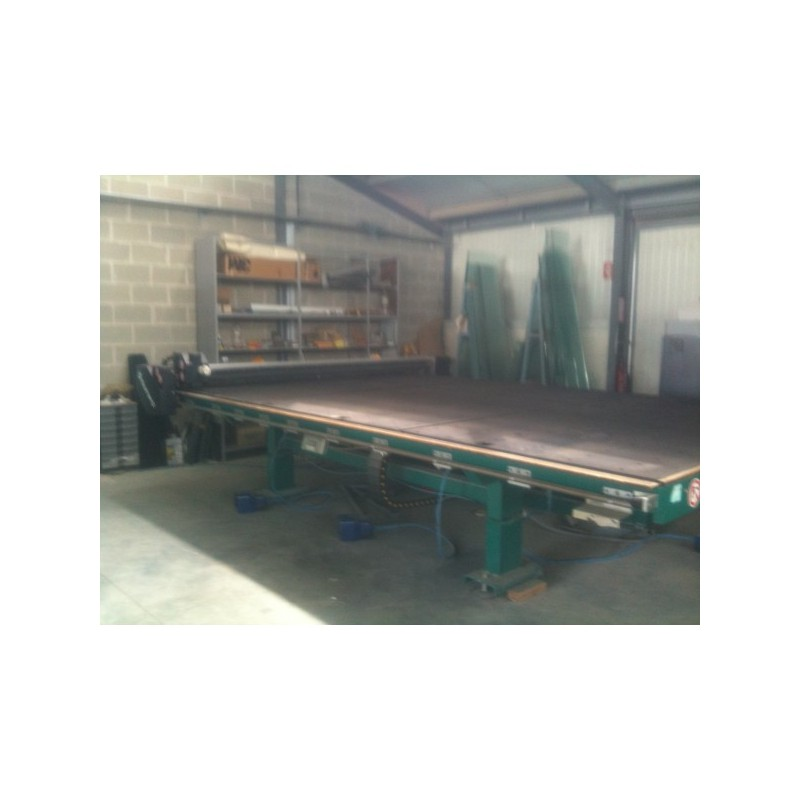 BOTTERO 331BKM-R GLASS CUTTING TABLE