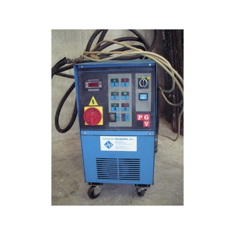 Atemperadora mould oil P.G.V HD 0-2 2, 8KW