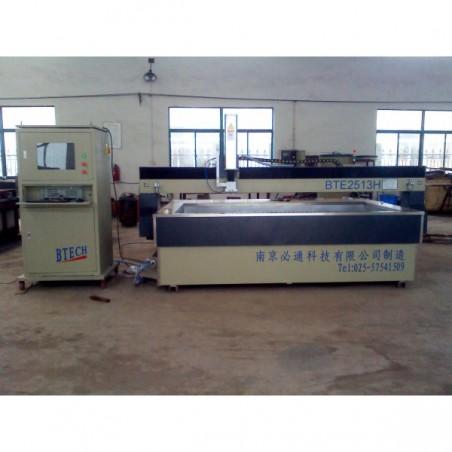 WC5WA2513H CNC water jet cutting