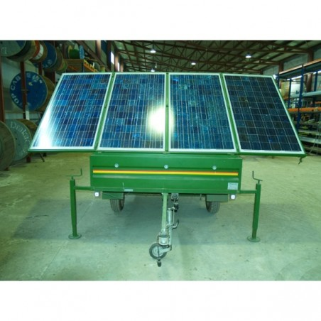 Mobile Solar generator