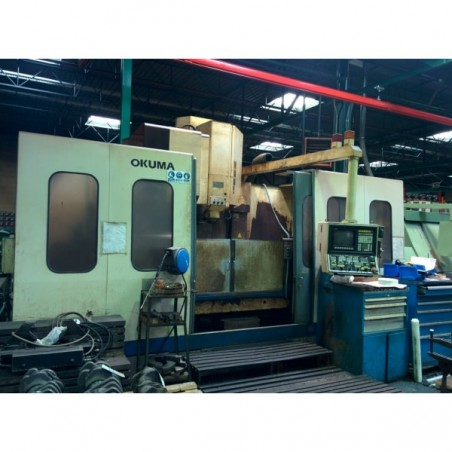 Machining center Okuma,
