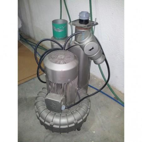 Compresor-Turbina Becker