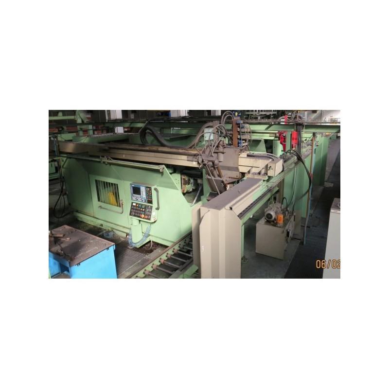 CNC Horizontal Lathe H. ERNAULT SOMUA mod. V100N