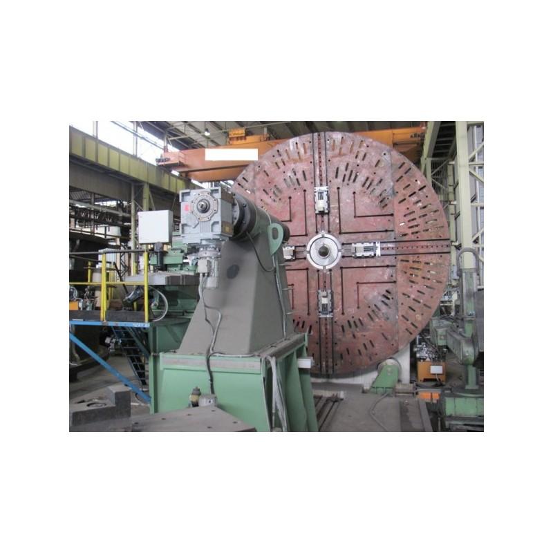 CNC Facing Lathe WMW mod. DP6300