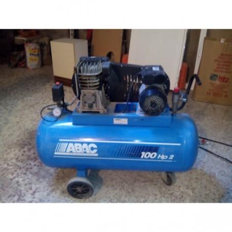 Compresor ABAC 100 HP 2