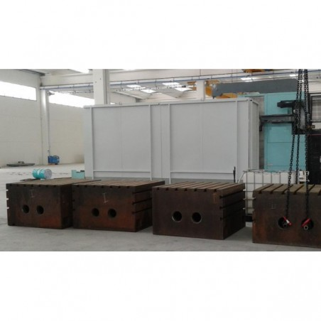 Cubes clamping cube t slot