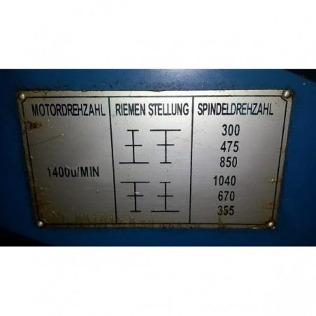 RECTIFICADORA KNUTH RSM 500