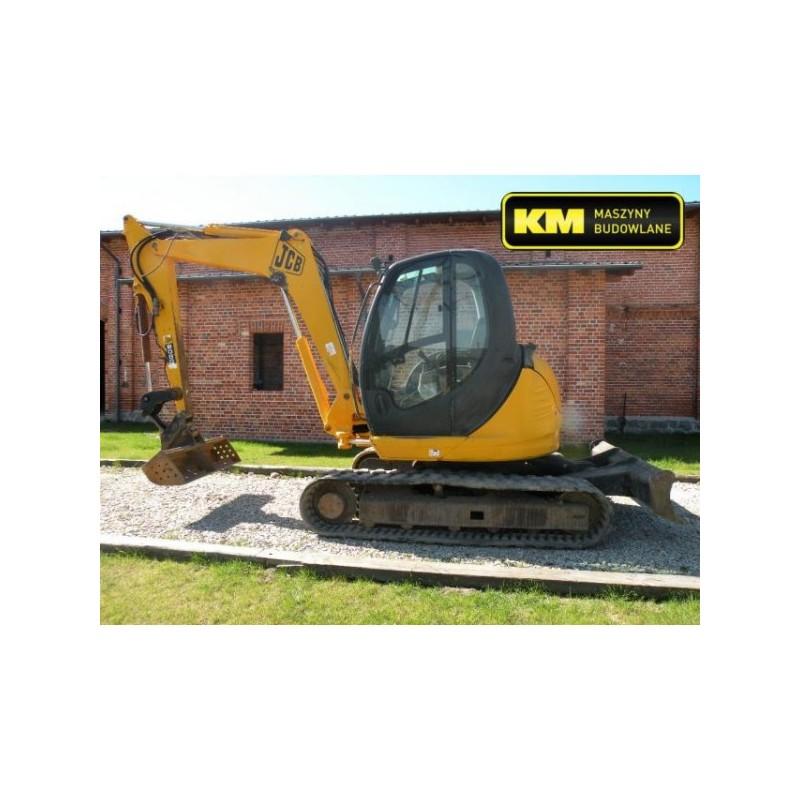 mini excavadora JCB 8080 2005