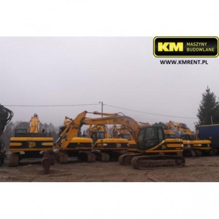 excavadora oruga JCB JS 160 NL 2001