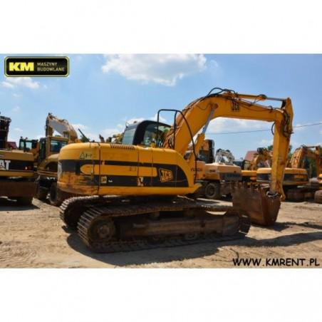 excavadora oruga JCB JS 190 2007