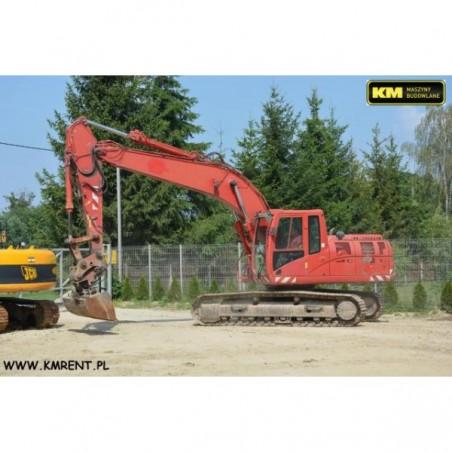 excavadora oruga Caterpillar 320 2003