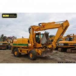 excavadora de ruedas Catrepillar M316 2006
