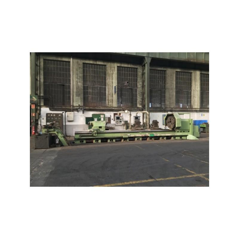 CNC Lathe GEMINIS 1200-3G