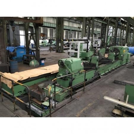 CNC Finish Grinder HERKULES mod. WS 600