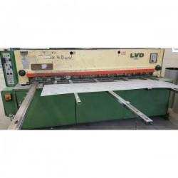 shear hydraulic LVD 4x2500