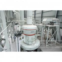 Serie MTW 175 Molino Superpresión Trapecio de Liming