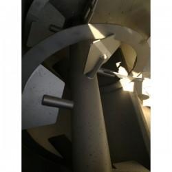 Mezcladora SERVOTECH 1200 litros (NUEVA)