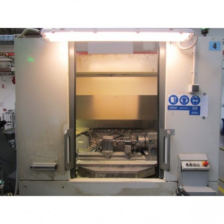 CNC Machining Centre(vertical)CHIRON FZ 18W