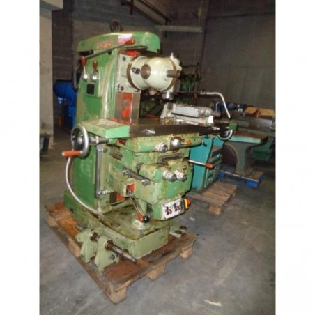 REMAC ISO 40 MILLING MACHINE