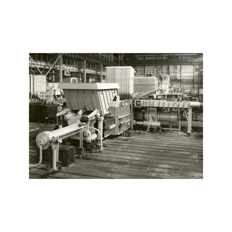 scrap press 630 ton