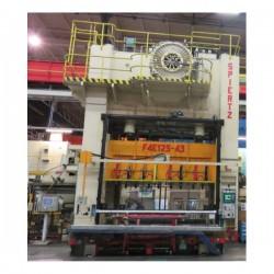 Press Spiertz 1250 ton.