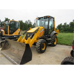 3CX14-4-T Backhoe